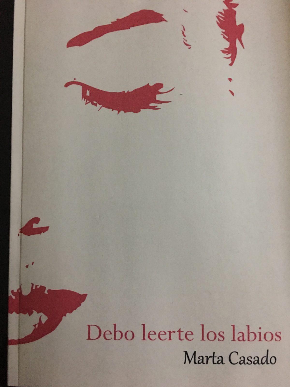 DEBO LEERTE LOS LABIOS